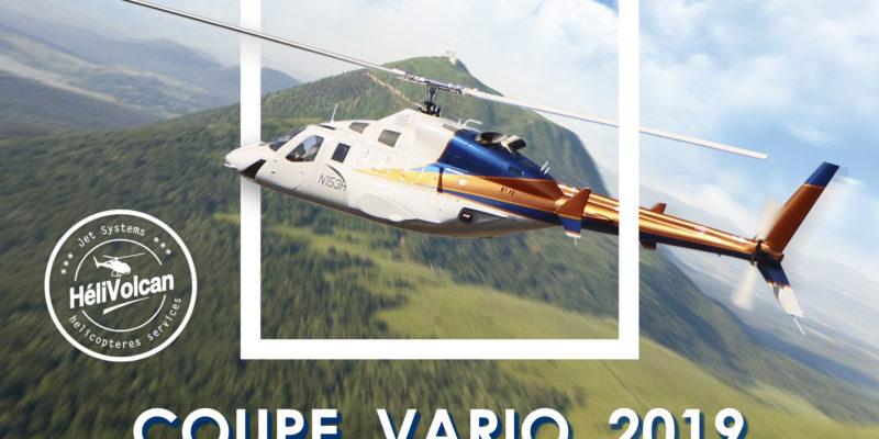 Gerzat Aéromodélisme Passion : Coupe Vario 2019