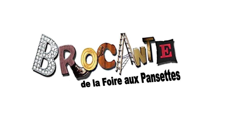 12 – 13 octobre : Vide-grenier de la Foire aux Pansettes