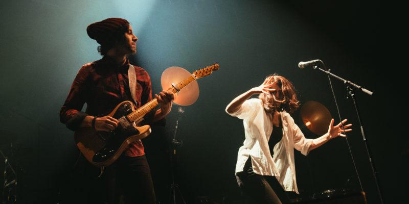 30/10 : Belfour & Marie Rubens en concert Côté Vague