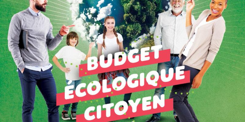 Budget écologique citoyen