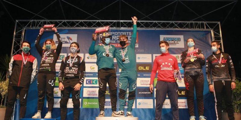 Gerzat, Champion de France de BMX!