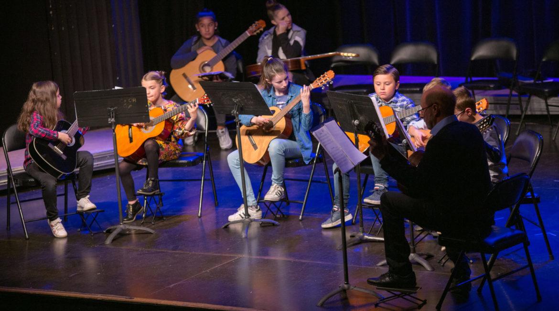 Scène ouverte de l'École de musique ce lundi 18 octobre (mercredi 20 annulée)