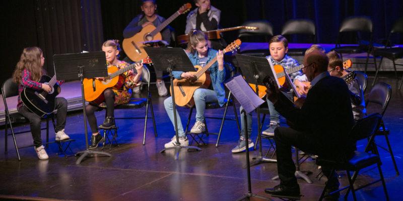 Scènes ouvertes de l'École de musique