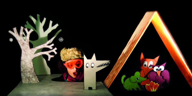 Théâtre de papier & pop-up