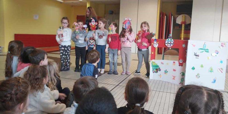 Activités périscolaires à Jean Jaurès : mars/avril