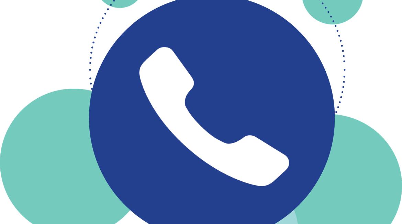 Accueil téléphonique en mairie de 9h30 à 12h