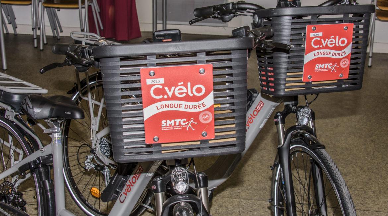 C'Vélo se déplace à Gerzat pour présenter son service de location longue durée de vélos à assistance électrique