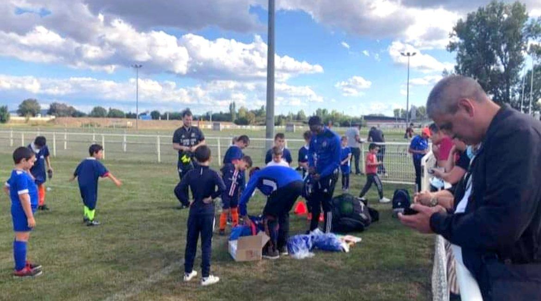 L'école de foot de Gerzat recrute !