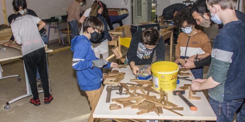 Les activités duService Municipal Enfance Jeunesse se poursuivent
