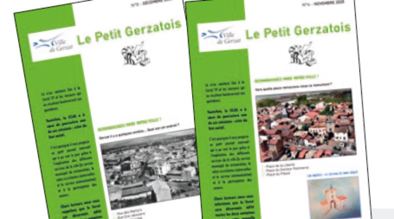 « Le Petit Gerzatois » : le journal fait pour et avec les seniors par le CCAS
