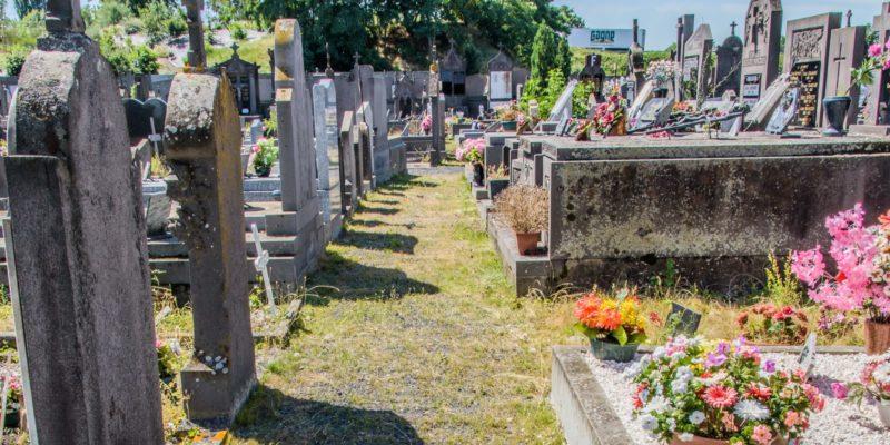 Participez au rendez-vous citoyen d'embellissement du cimetière !
