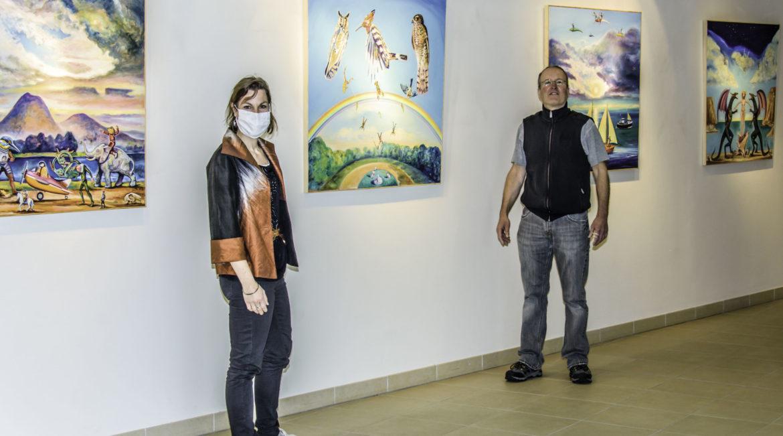 Expo « Les vies minuscules » : ouverture exceptionnelle à l'occasion des Arts en Balade les 28, 29 et 30 mai