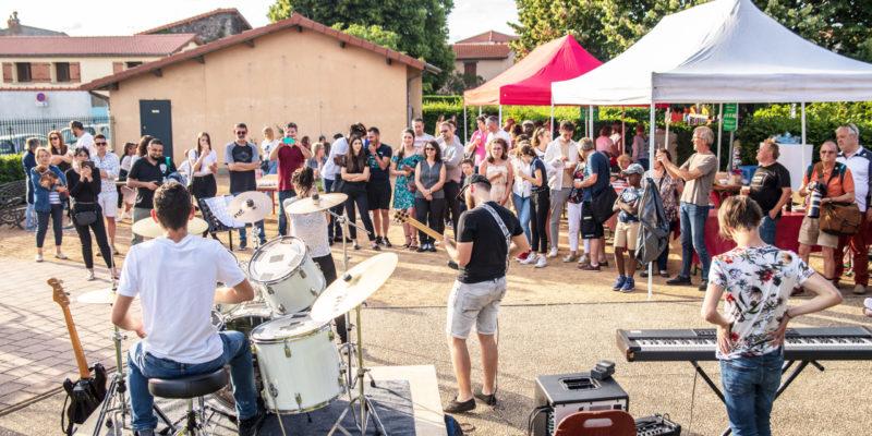 Fête de la musique : samedi 19 juin à Gerzat !