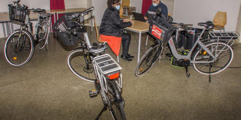 Louez votre vélo électrique !