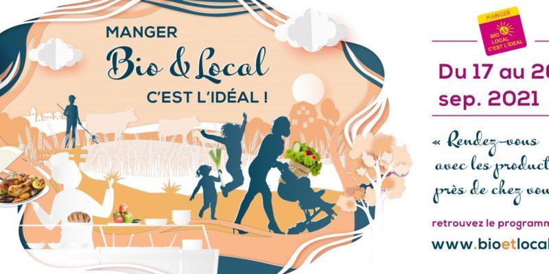 Manger bio & local – Rendez-vous avec les producteurs près de chez vous !