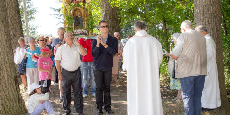 Pèlerinage à Notre-Dame du Vignal