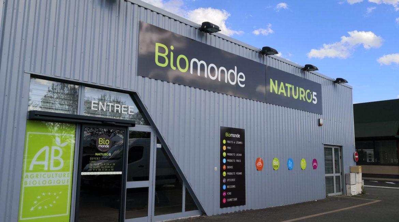 C'est nouveau : NATURO5, votre magasin bio à Gerzat